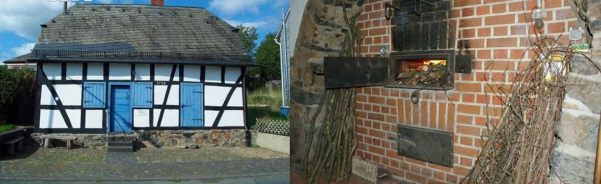 Unser Dorf-Backhaus