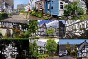 Holzhausen, Historischer Dorfrundgang