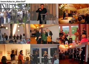 Veranstaltungsort für Ausstellungen, Lesungen, Musikvorträge und Workshops