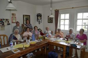Seniorenrunde im Heimatverein Holzhausen