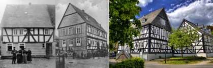 Fachwerkhaus Kapellenweg 3 / Alte Schule