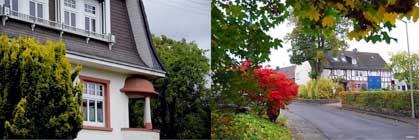 Haus Wiegand und Dovel's Haus